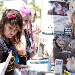 BAVeg LBGT Pride 2010 Outreach booth