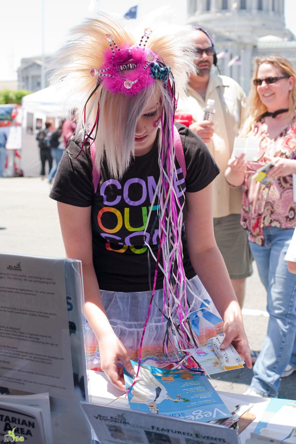 Vegan Starter Kit and Pride Spirit!