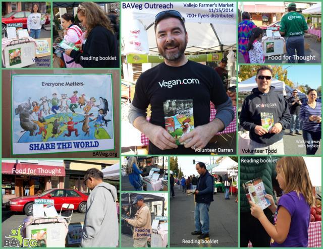 Vallejo Farmer's Market - 3rd Saturday