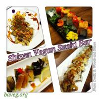 Shizen Vegan Sushi Bar - SF