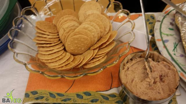 Chiliquiles with Crackers