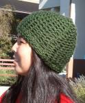 A beginner's first hat
