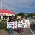 Paula and Tammy - Monthly Pacifica KFC Demo - see event calendar for schedule