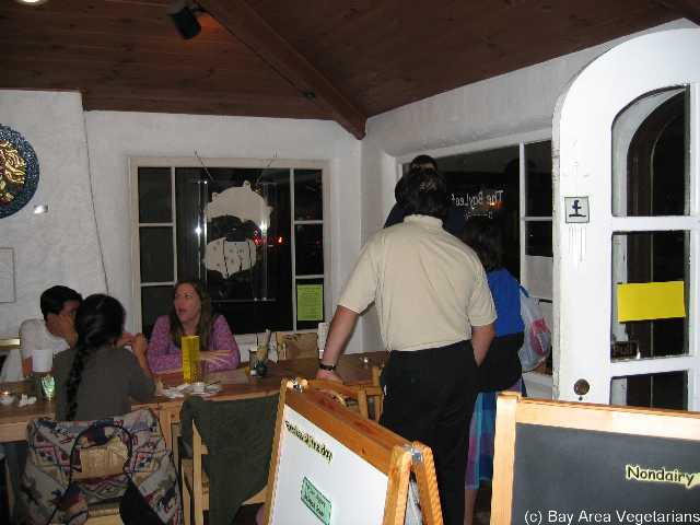 Bay Leaf Dinner - Oct 2004. Monthly dinner on 2nd Tuesday.  See event calendar for details.