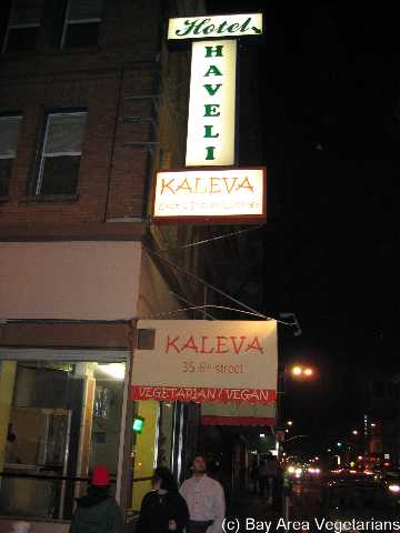 Kaleva - new Indian Restaurant in San Francisco