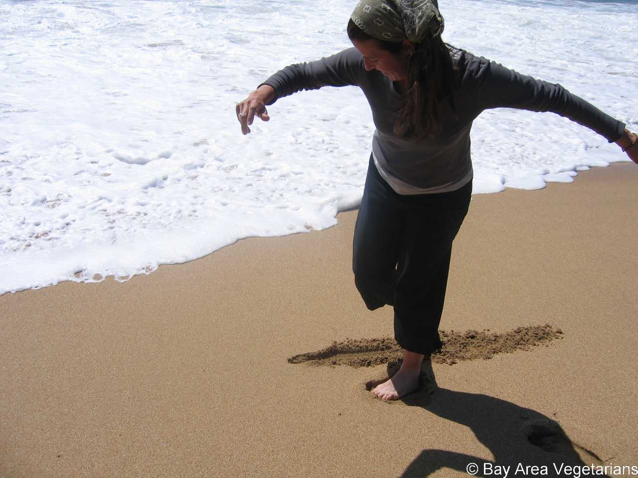 Big Girl, Sand, Surf