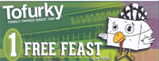 Win a $30 Tofurky Feast