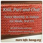 Knit, Purl & Chat