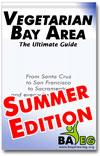Veg Bay Area Guide Book