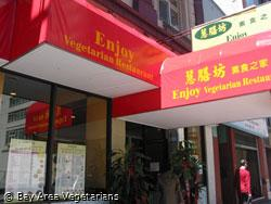 Enjoy Vegetarian