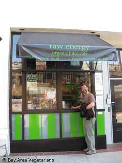 Raw Energy Organic Juice Cafe